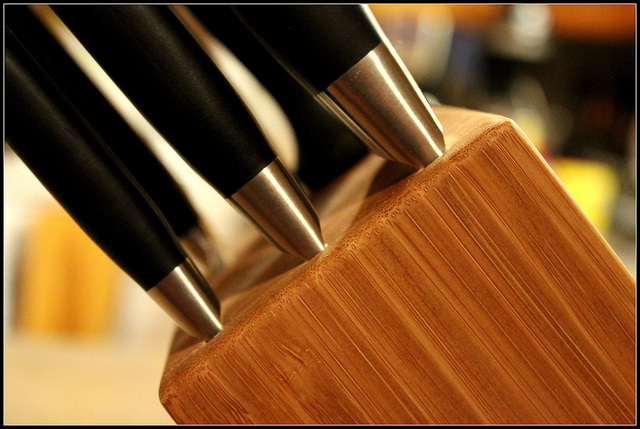 Luxury Kitchen Accessories | Knife Set