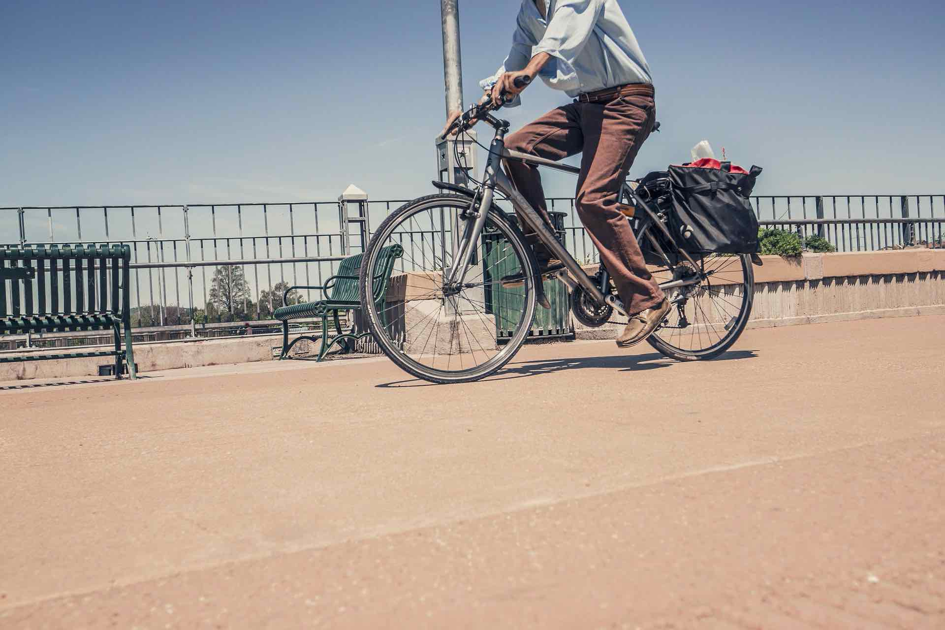 Seven things to Know Before You Ride Your Bike to Work
