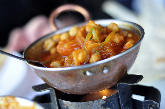 Ever Have Indian Fare for Brunch, Cathedral Commons? Give It a Try at Indique!