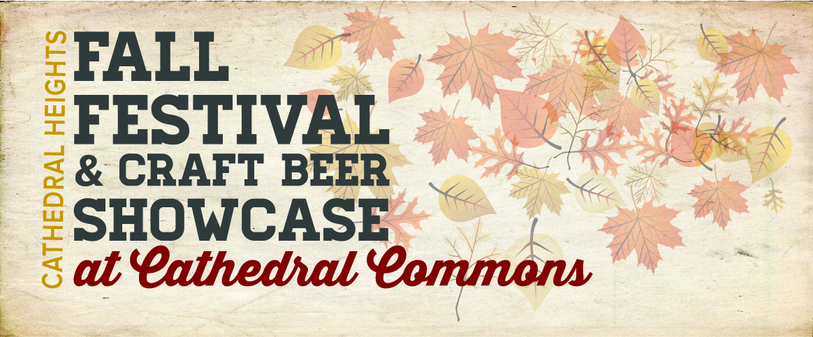 Cathedral Heights Fall Festival & Craft Beer Showcase