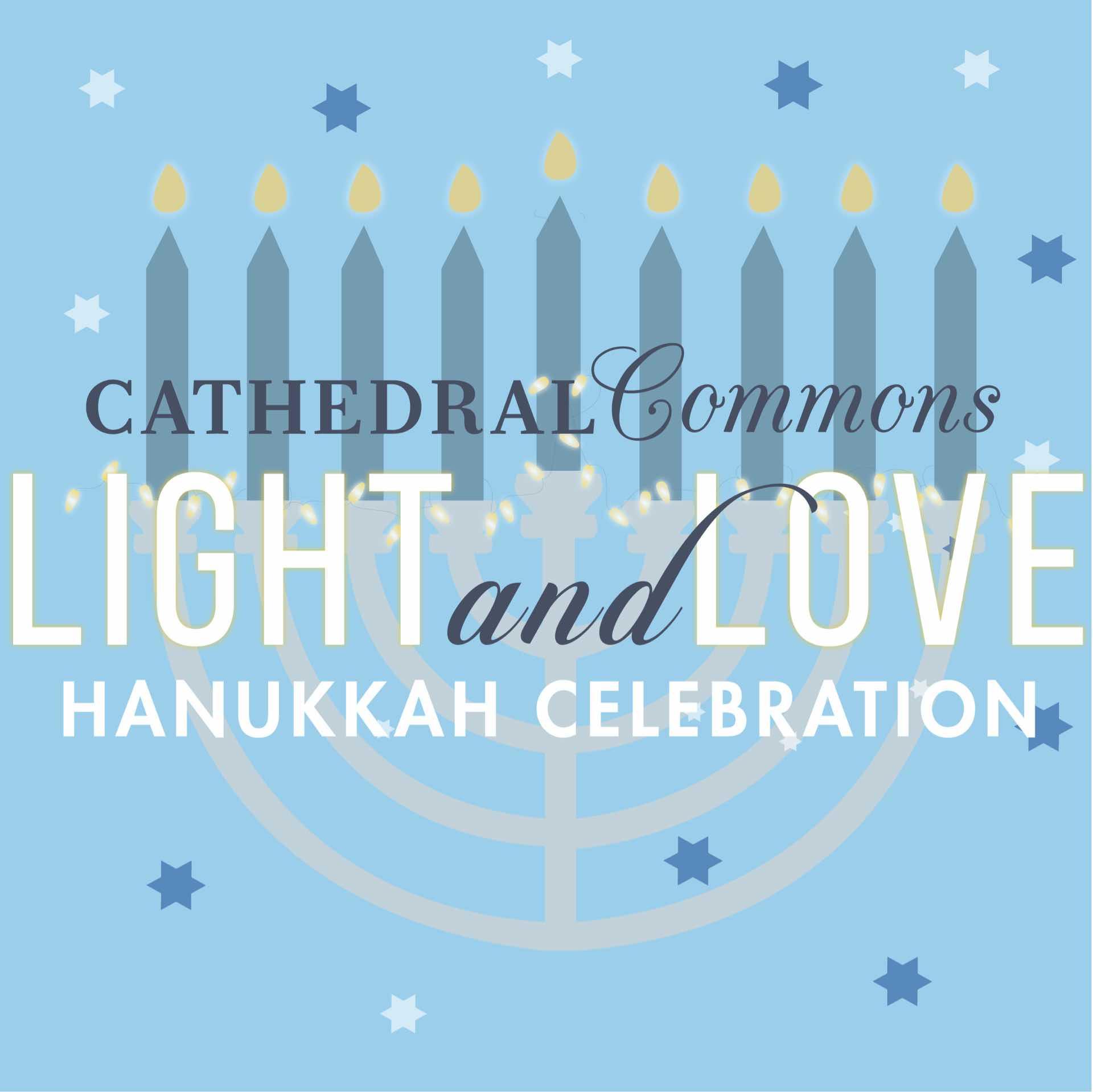 Light and Love Hanukkah Celebration!