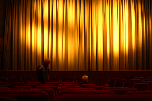 Attention Theater Buffs at Cathedral Commons: See a Show at the Greenberg Theatre