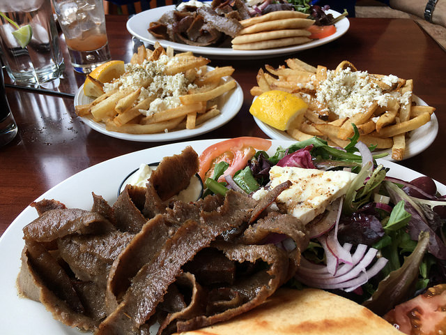 Go Greek for Lunch or Dinner at Parthenon Restaurant