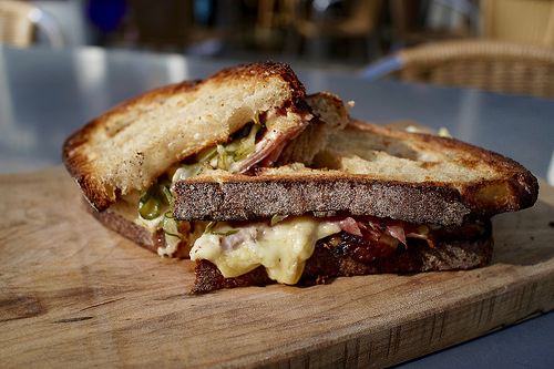 Treat Yourself to a Gourmet Grilled Cheese at Ripple