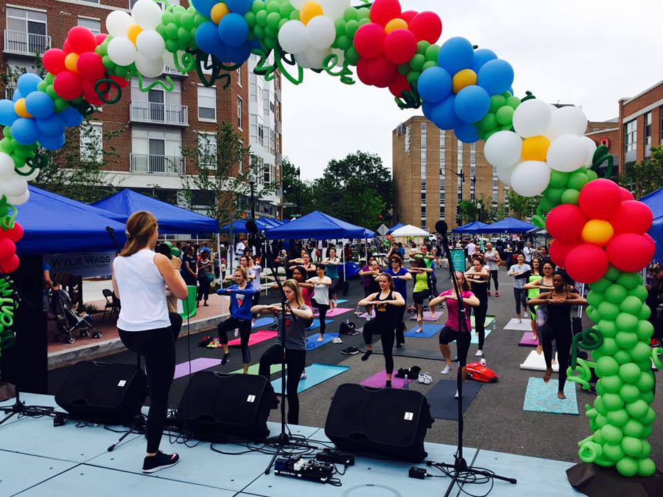 Spring Festival a Hit at Cathedral Commons