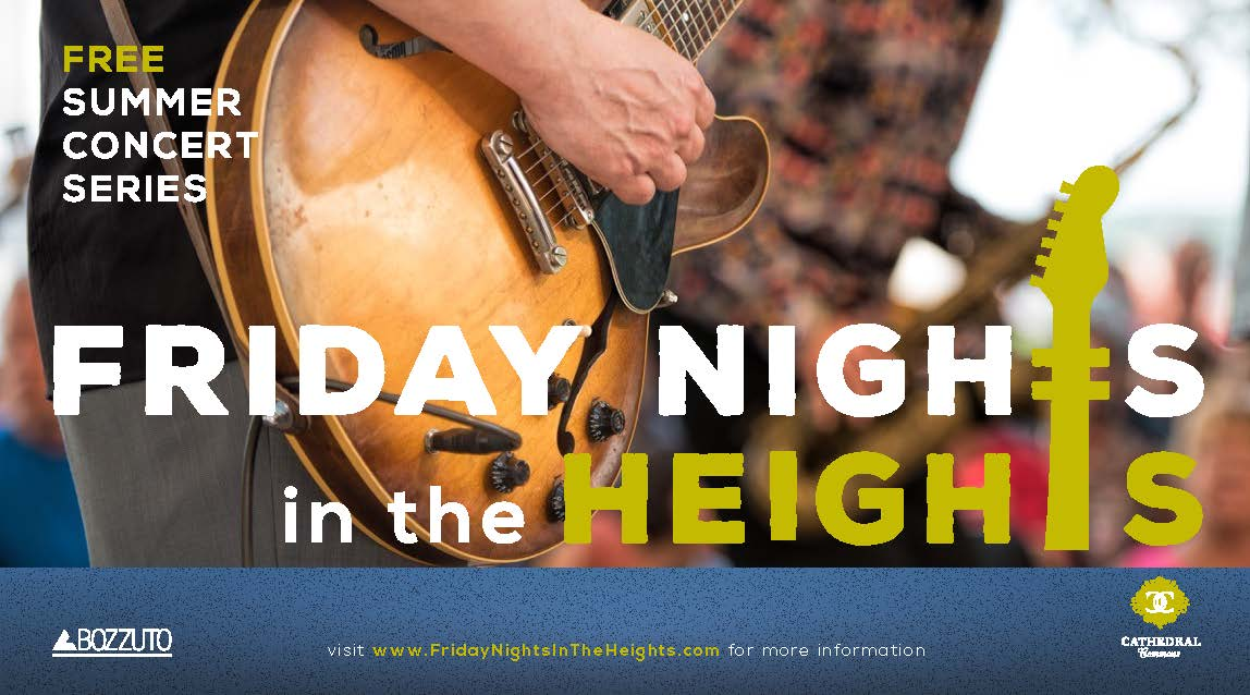 Friday Nights in the Heights Concert Series