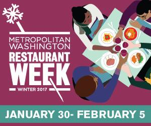 Dc Restaurant Week Is A Great Opportunity To Experience S Best Restaurants At Ed Prices The 2017 Winter January