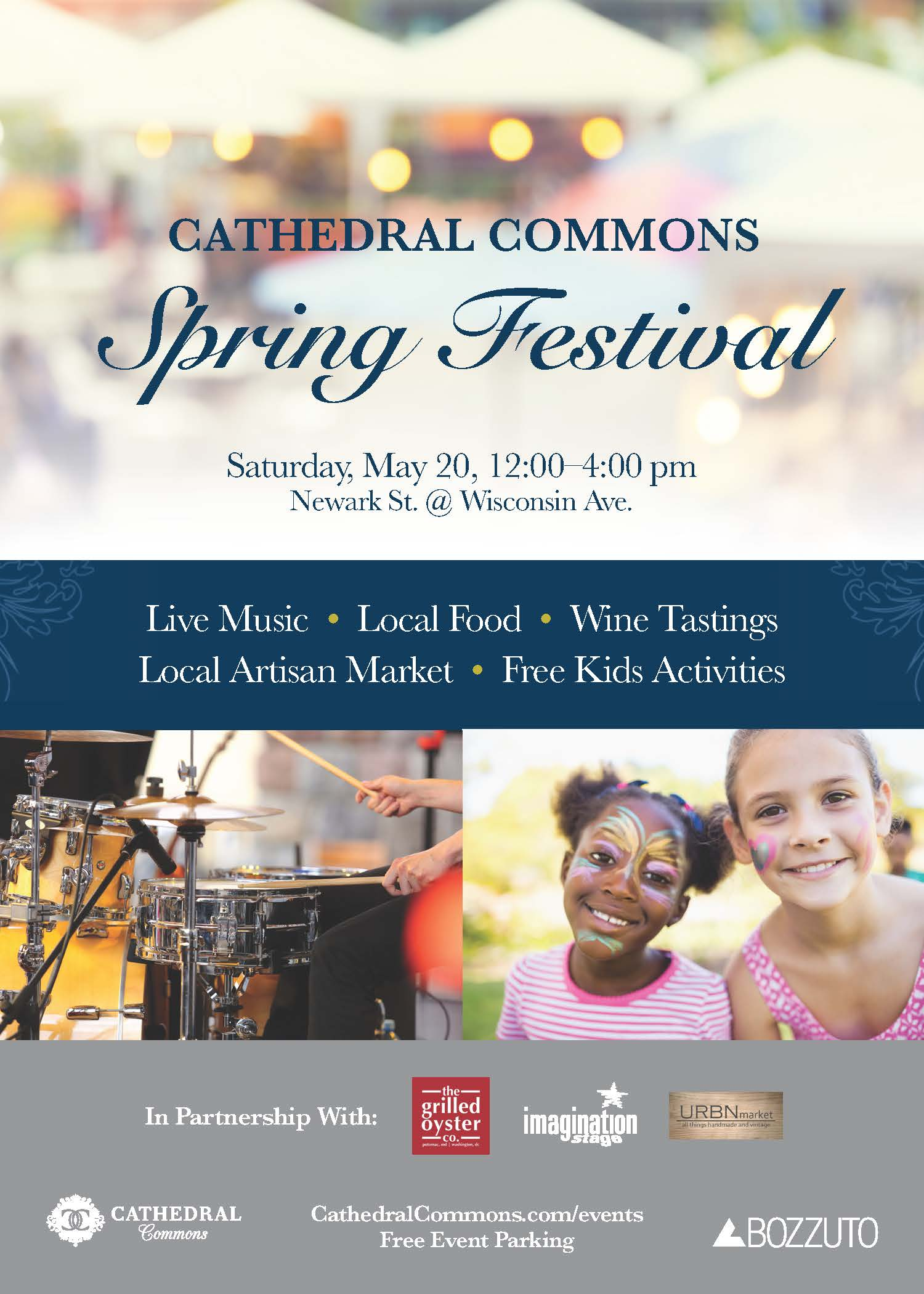 Spring Festival to Feature Music, Wine, and Artisan Market