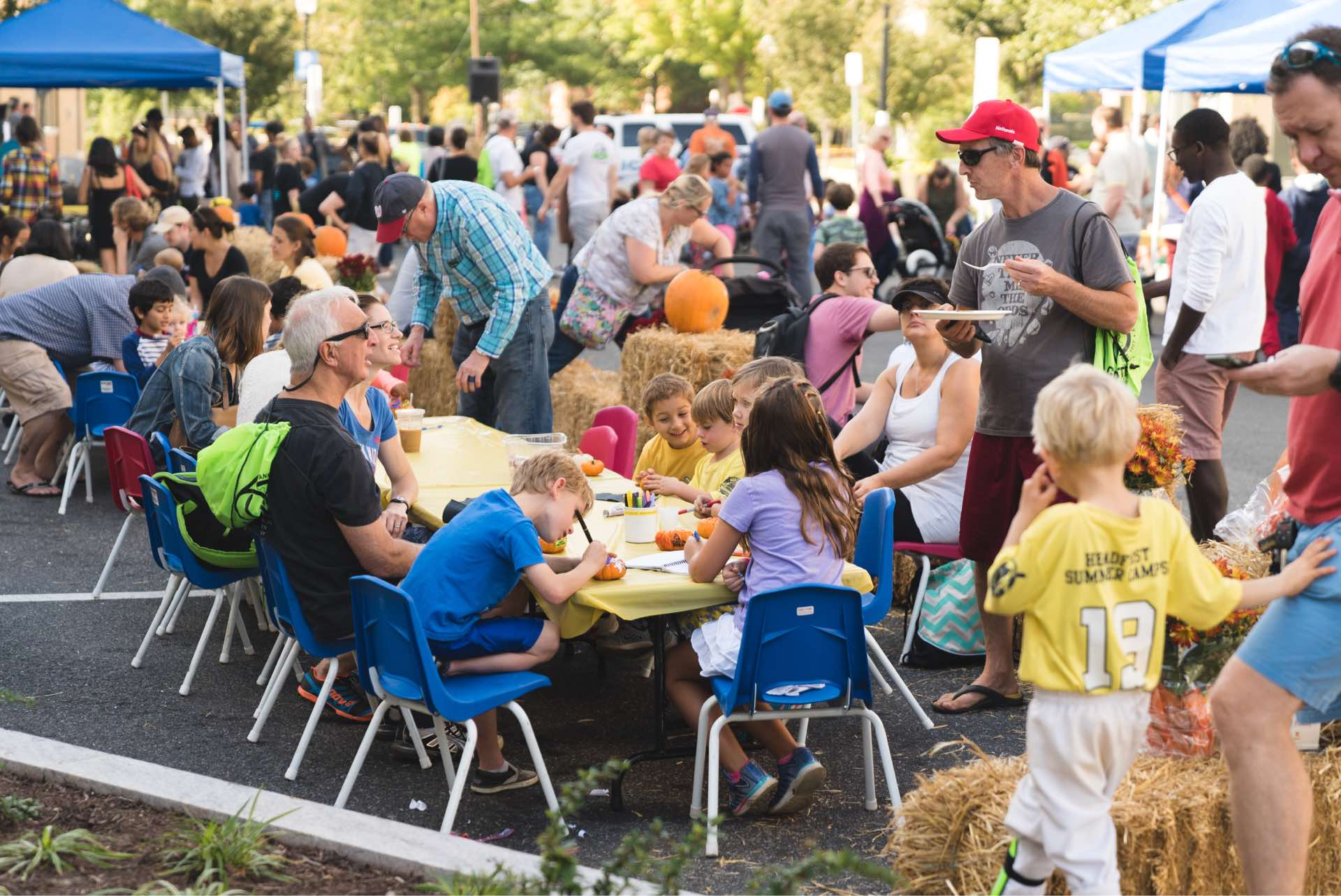 Cathedral Commons Hosts Third Annual Fall Festival