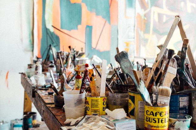 Unleash Your Inner Picasso at Artworks