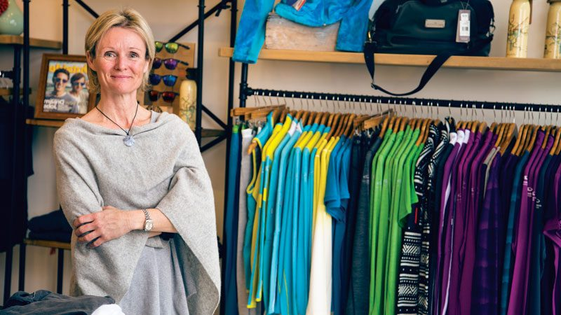 Celebrating National Women's Small Business Month with the Owner of Core72